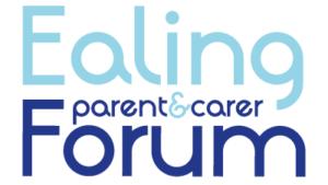 Ealing Parent Carer Forum logo