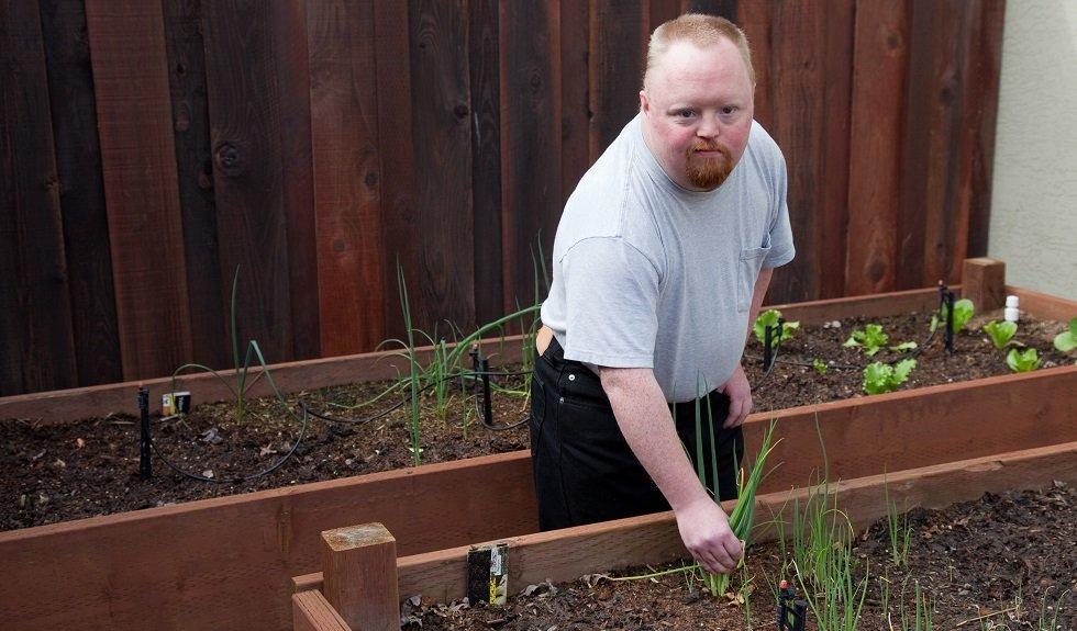 Ealing Mencap - Gardening Training