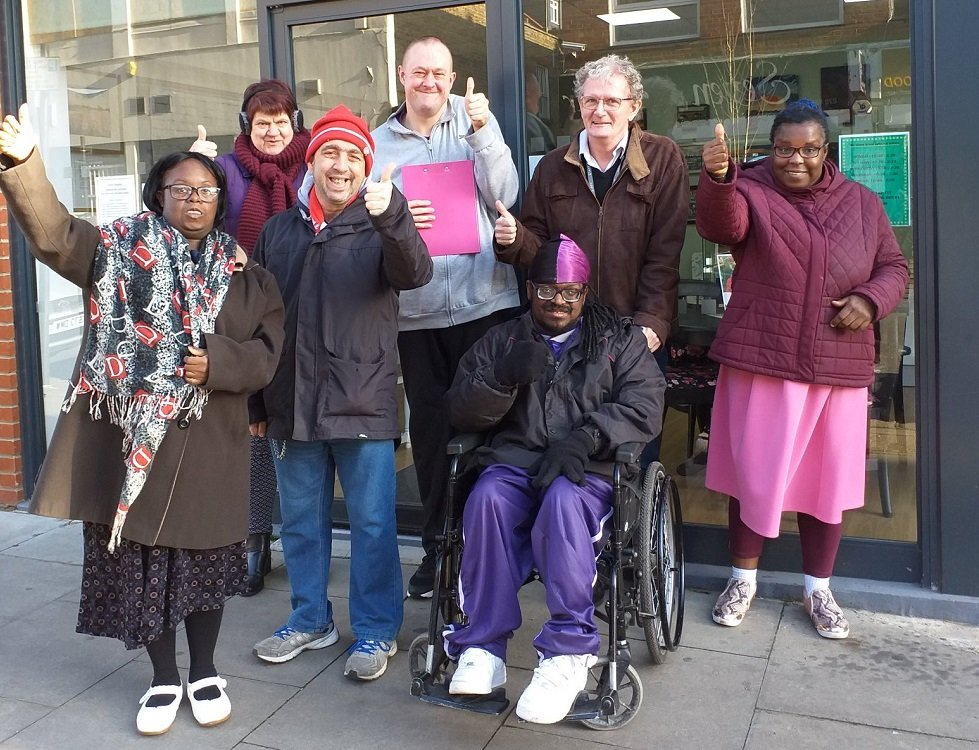 Ealing Mencap - The Show Room